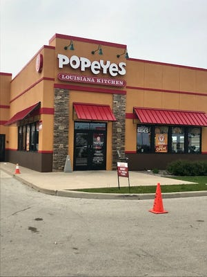 Popeyes building