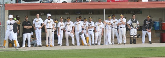 Colonel Crawford baseball returns everyone from a district championship-winning team.
