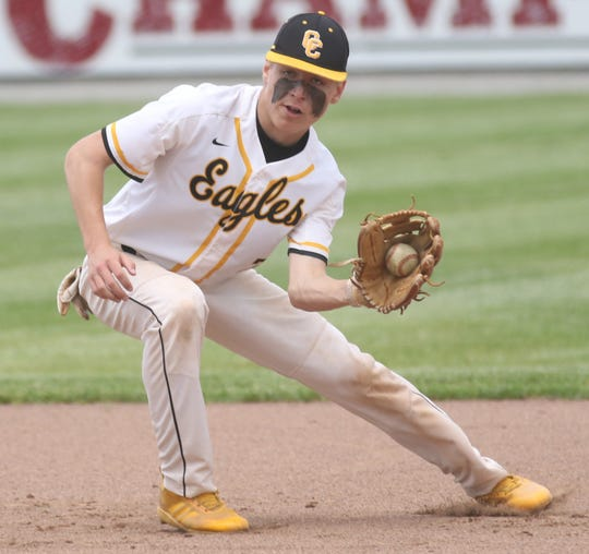 Trevin Fairchild was set to be one of the best shortstops in the Northern 10 this season.