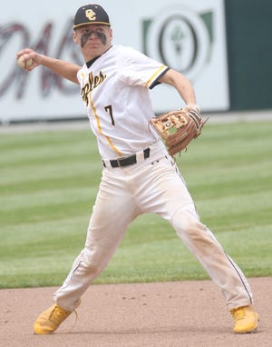 Trevin Fairchild endured the woes of a 4-20 season as a sophomore before making a run to regionals last year.