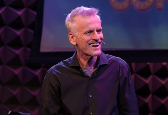 "Rob Paulsen is a voice actor who has voiced characters in shows such as ""Animaniacs,"" ""Pinky and the Brain"" and ""Teenage Mutant Ninja Turtles."""