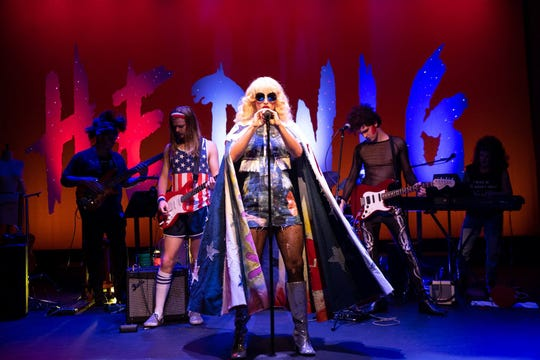 "All In Productions will perform the musical ""Hedwig and the Angry Inch"" June 7 at Milwaukee's PrideFest."
