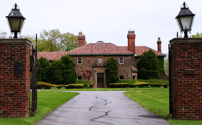 Milwaukee County Executive Chris Abele purchased this historic Shorewood mansion, located at 3534 N. Lake Drive, from George W. and J. Ann Hambrook for $2.6 million, according to state real estate records.