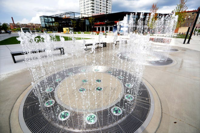 The Fiserv Forum plaza will host the Chords & Curds festival Aug. 24 as a benefit for the Wisconsin Conservatory of Music.