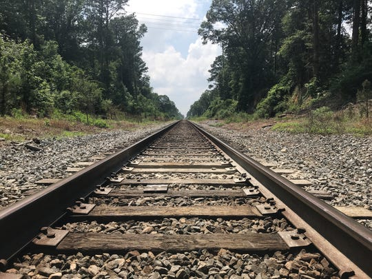 The rail lines that run through Grambling, Louisiana, parallel to Interstate 20 are reserved for freight. The I-20 Corridor Council, which includes officials from Louisiana, Texas and Mississippi, argue that adding Amtrak passenger routes to the existing rail system would be a boon for the region.