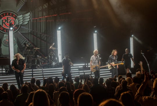 REO Speedwagon rocked the Montgomery Performing Arts Centre on Wednesday, May 29, 2019.
