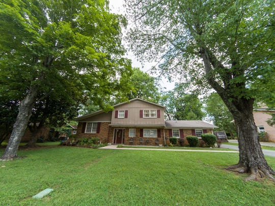 This four bedroom, two bath home in Murfreesboro has 2,200-square-feet and was for sale for $215,000 in May 2019.