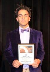 Fairview High School Senior Kameron Harris-Lusk was named Region 6 AAA 2018 Super Region Team Player of the Year.