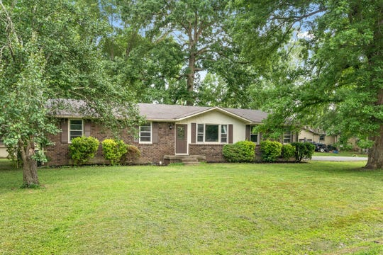 This four bedroom, two bath home in the Hickory Hills subdivision in Springfield was on the market for $215,000 in May 2019.
