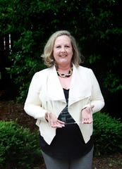 Dr. Shari Meghreblian was named the Tennessee Wildlife Federation's Conservationist of the Year.