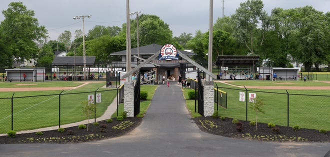 Mound City Little League again will host the Licking County Shrine Tournament, which begins Saturday.