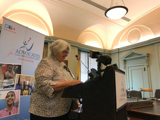 Cecilia Zalkind, President/CEO, Advocates for Children of New Jersey.