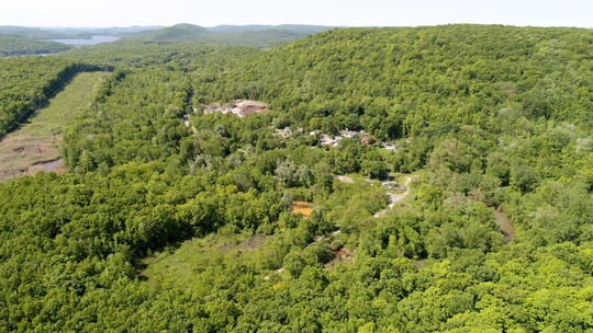 Approximately 500 acres of forest land contaminated by the Ford Motor Company in the 1960s and 1970s in Ringwood, N.J.