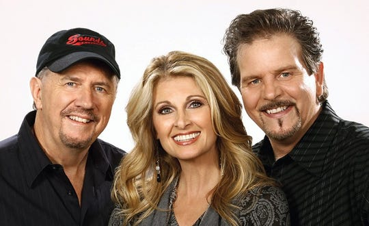 """Country Classics, Songs & Stories"" stars Linda Davis with Lang Scott and Bill Whyte for a night of Nashville favorites at the Spencer Theater."