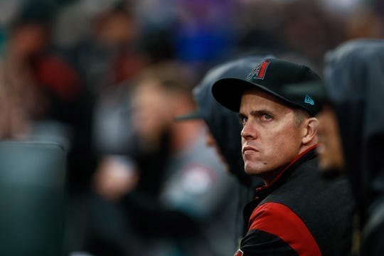 Arizona Diamondbacks pitcher Zack Greinke continues to be discussed in MLB trade circles.