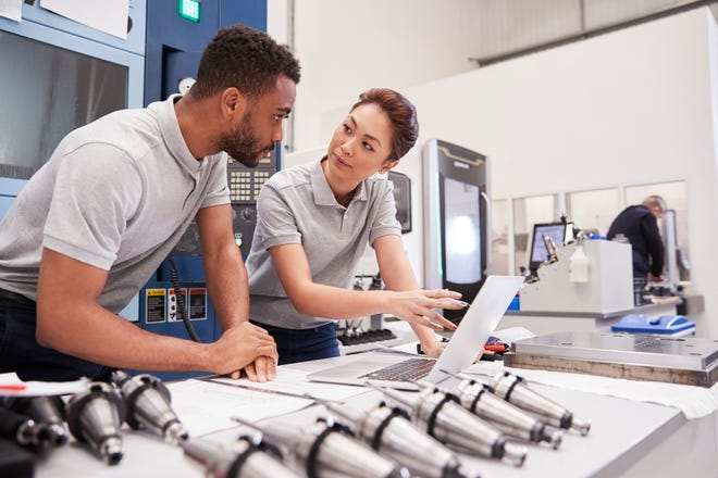 Colleges – like GateWay Community College – are striving to fill high-demand industries struggling with a limited workforce by focusing on apprenticeships and hands-on study.