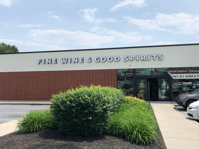 The renovated Fine Wine & Good Spirits store in The Promenade at Lebanon East shopping center launched Wednesday, May 29.