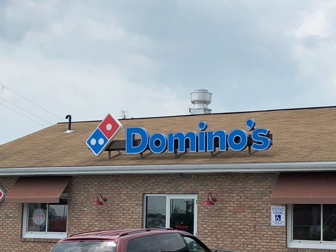 The new Domino's Pizza in Myerstown, which inhabits a former Chinese restaurant, features delivery, carryout and dine-in options.
