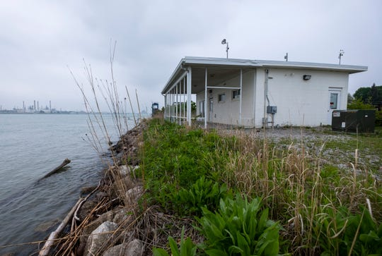 As water levels in the St. Clair River continue to rise and cause erosion along the Blue Water River Walk in Port Huron, the Friends of the St. Clair River are leaving the River Rats building. Maintenance costs on the building are also making it prohibitive.