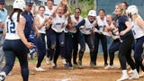 John Jay (EF) defeated Mahopac 4-3 in the softball Section 1 semifinal at John Jay High School in East Fishkill May 30, 2019.