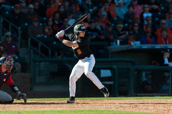 Oregon State's Andy Armstrong is a graduate of West Salem High School.