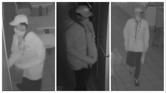 The Shreveport Police Department is asking for help in identifying this individual they believe is involved in a business burglary in the 800 block of Pierremont Road.