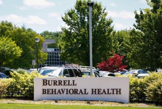 Burrell Behavioral Health.