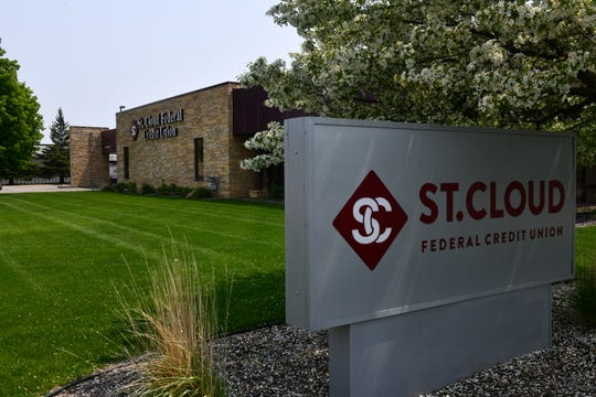 St. Cloud Financial Credit Union plans to merge with Starcor Credit Union pending regulatory approval. The St. Cloud Financial branch at 3030 First St. S in St. Cloud is shown Thursday, May 30.