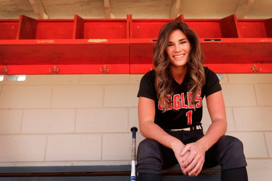 North Florida Christian senior catcher Chloe Culp, a Florida State signee, is the 2019 All-Big Bend Player of the Year in softball after leading the area in batting average (.635), home runs (11), runs scored (43), runs batted in (39) while leading a young Eagles team to the regional finals.