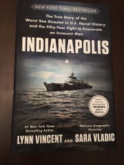 What is striking about Lynn Vincent and Sara Vladic's new book, Indianapolis (Simon & Schuster, $28.00) is how quickly everything happened.