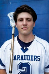 Maclay junior Sam Chase is the 2019 All-Big Bend Player of the Year in lacrosse after totaling 86 goals and 77 assists in an attack position during the Marauders' 16-5 season.