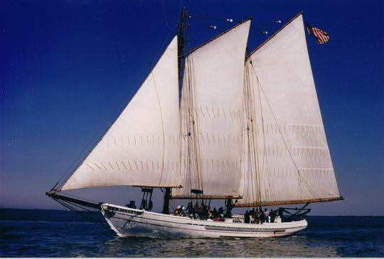 Bay Day is a celebration of life along the Delaware Bay. Sails on the AJ Meerwald will be available during the event.