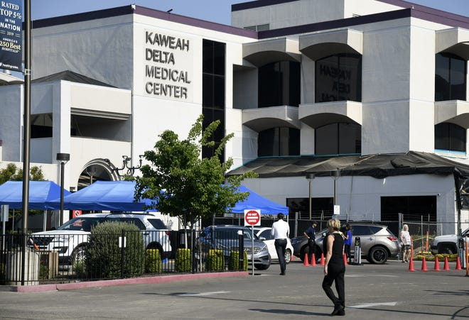 Kaweah Delta Medical Center, located at 400 W. Mineral King Ave. in Visalia on Thursday, May 30, 2019.