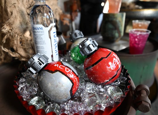 Coca-Cola even gets into the act with Star Wars themed bottling for the new Star Wars: Galaxy's Edge.