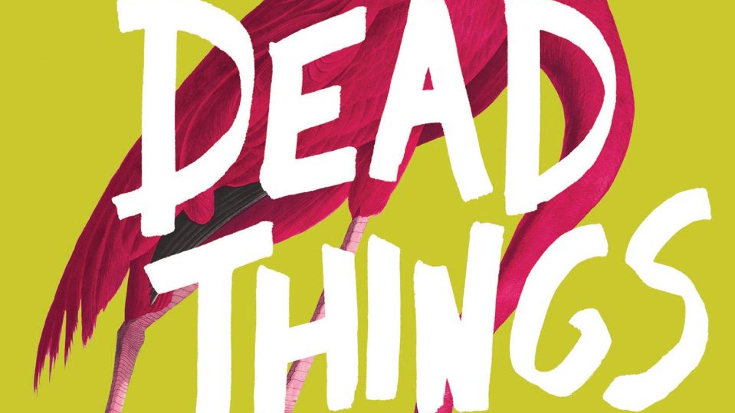 5 hot new books elizabeth gilbert tan france 39 mostly dead things 39. Black Bedroom Furniture Sets. Home Design Ideas