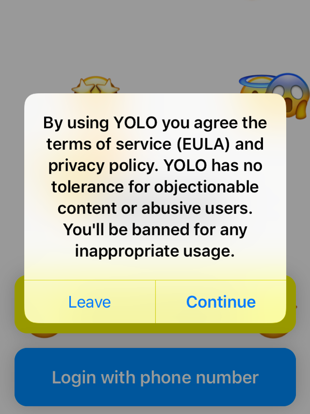 Yolo anonymous app raises concerns of bullying on the hot