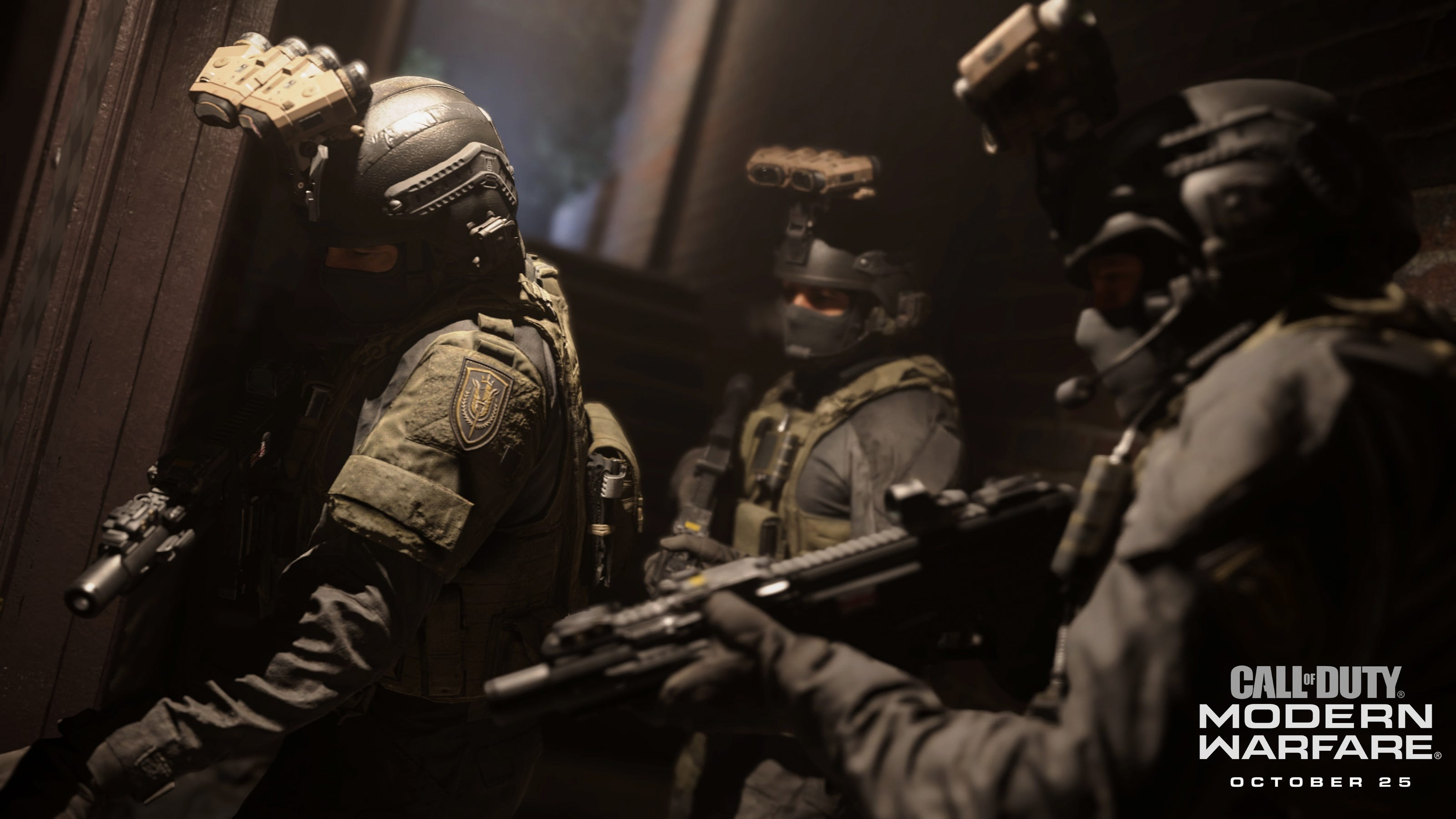 E3 2019 Call Of Duty Modern Warfare Mixes Real Grit Continuity