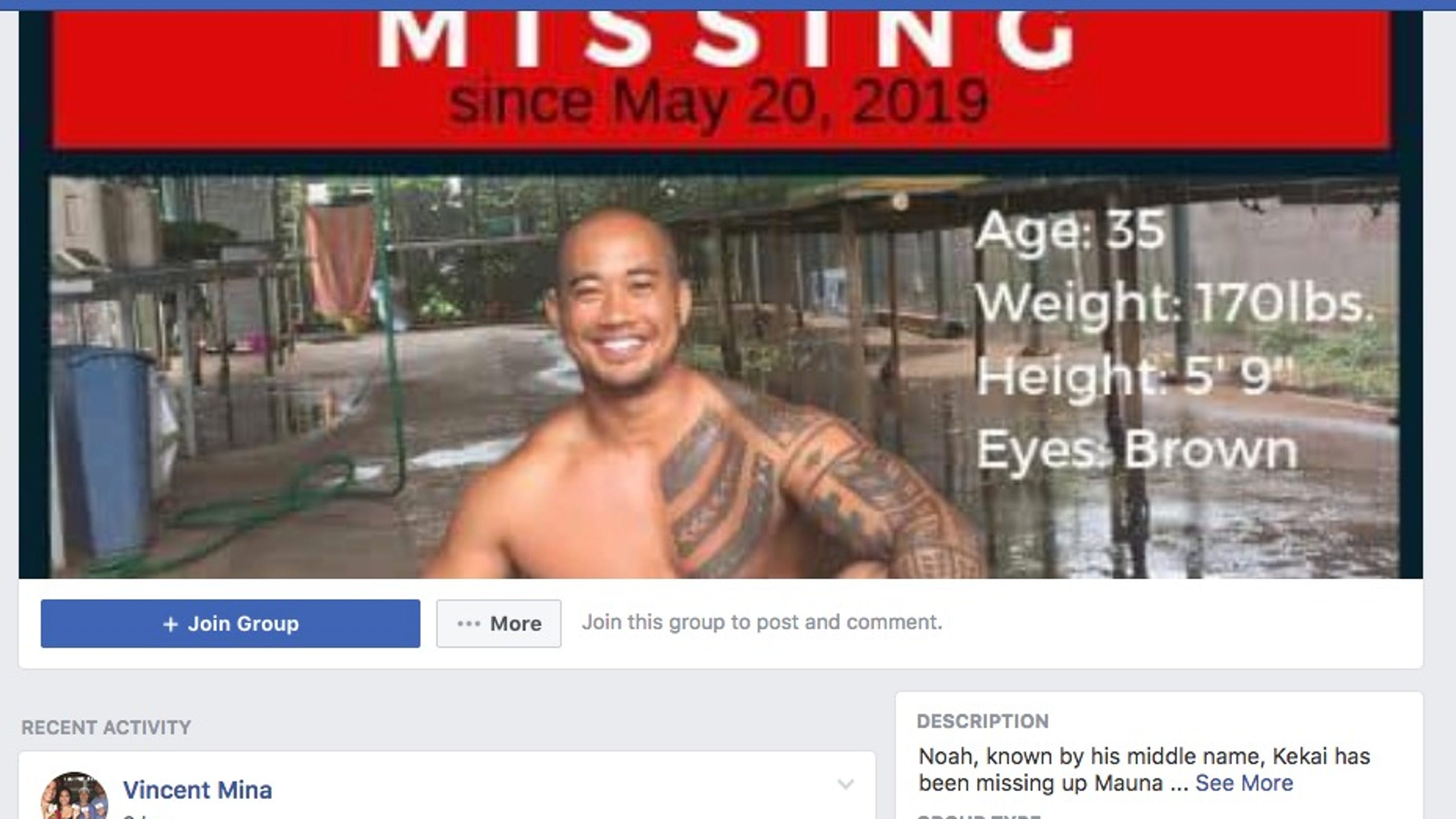Hawaii hiker: Noah Mina found dead days after rescue of