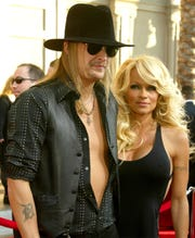 "Kid Rock and Pamela Anderson were married, ""Borat"" may have finished them off."