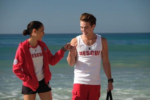 """Malibu Rescue: The Series"" begins June 3 on Netflix."