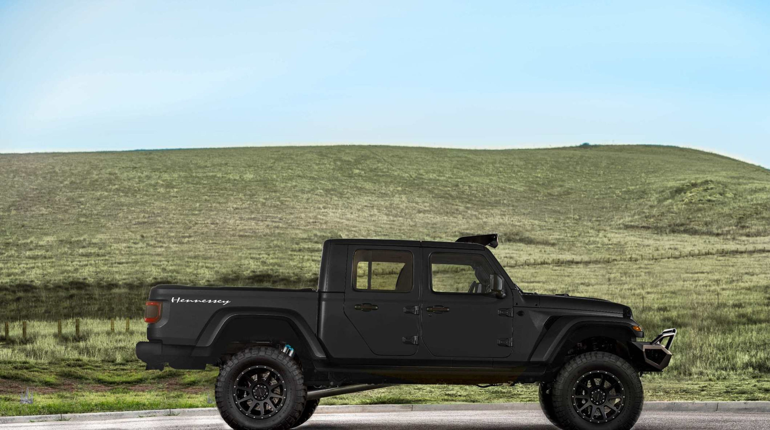 Jeep Gladiator: Hennessey accepts orders for $200,000