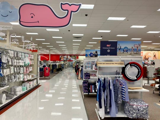 Many items in Target's Vineyard Vines collaboration sold out quickly but there are a few ways to get them.