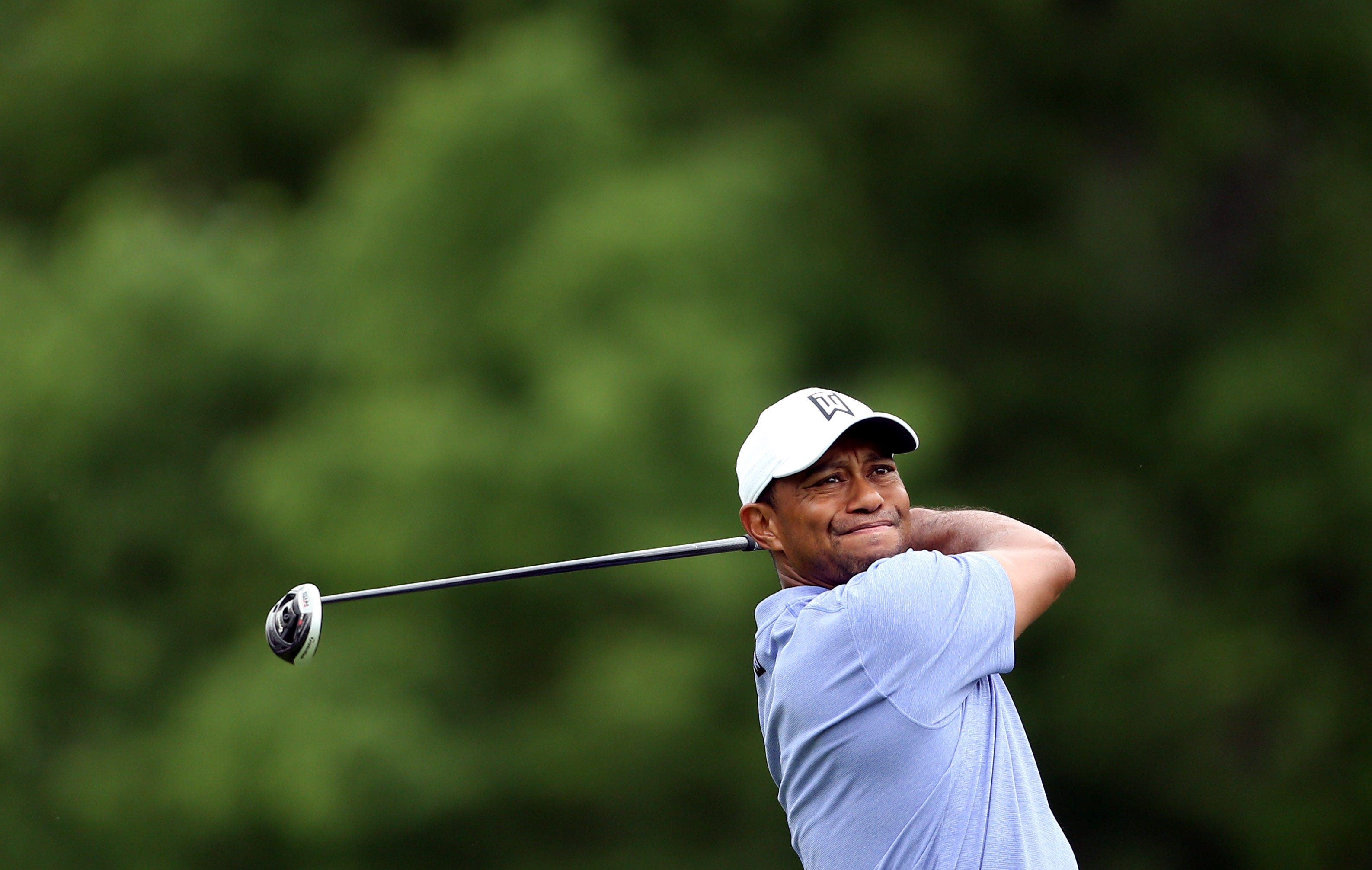 memorial  tiger woods has strong finish but wishes he had