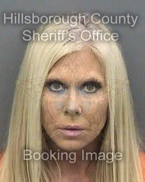 Terri Runnels booking image.