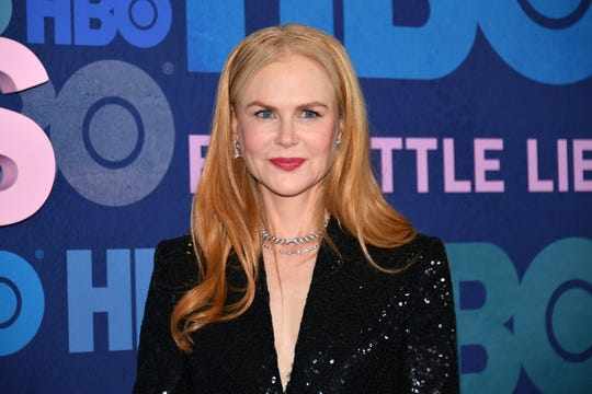 "Nicole Kidman attends the ""Big Little Lies"" Season 2 Premiere at Jazz at Lincoln Center on May 29 in New York."