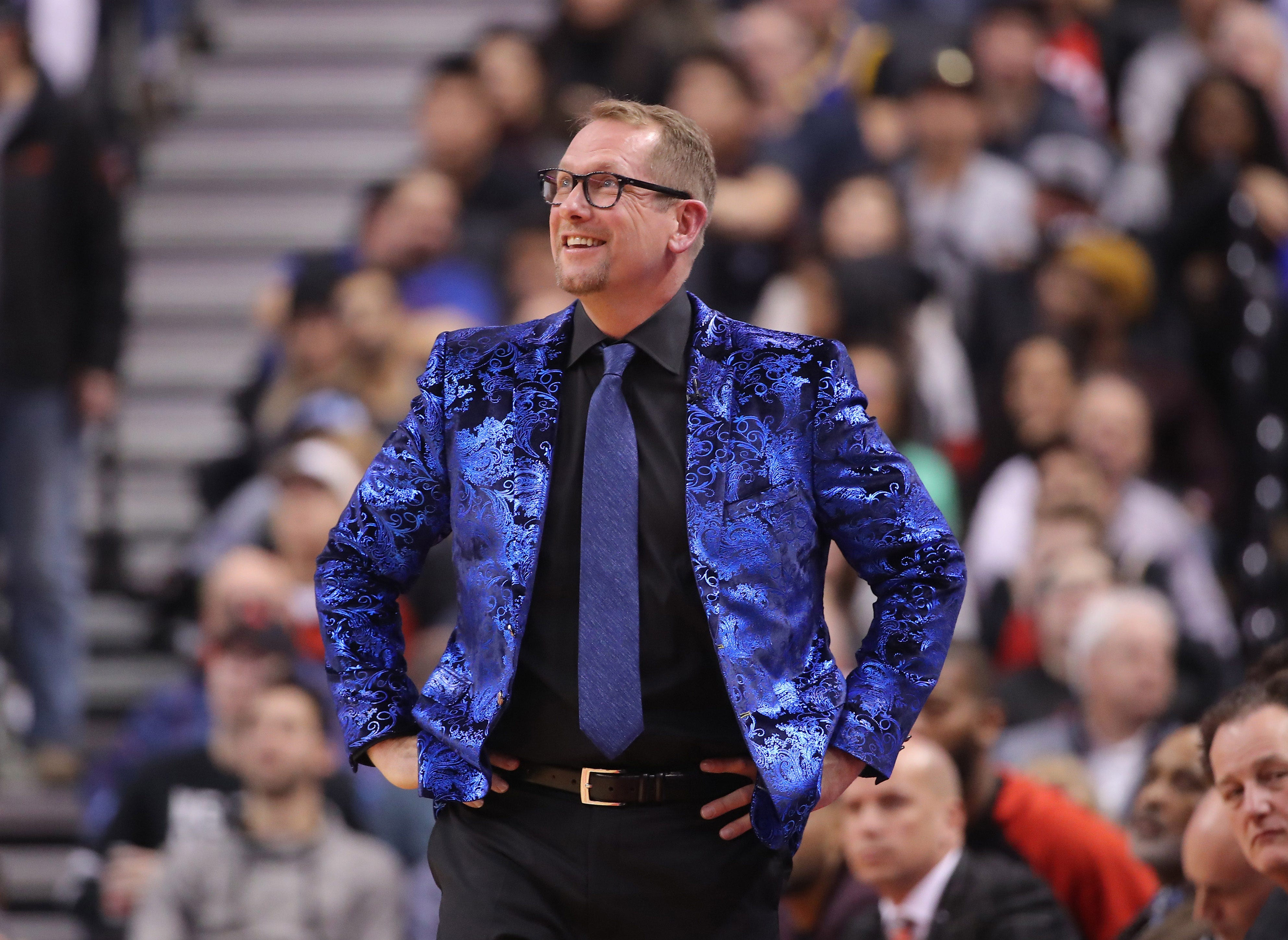 How Raptors coach Nick Nurse went from