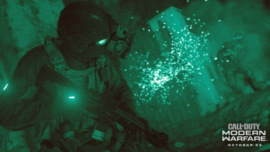 'Call of Duty: Modern Warfare' reenvisions the franchise emphasizing more realism and continuity.