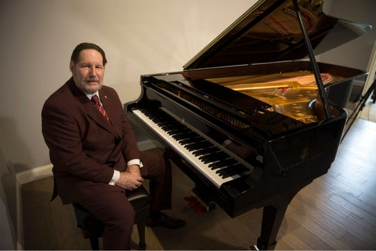 Jacobs Music, an exclusive dealer of high-end Steinway Pianos, has opened a store in Shrewsbury. Some of the pianos cost upwards of $100,000. Norman Seldin, an assistant general manager and Steinway artist demonstrates the sound quality these pianos are known for.  