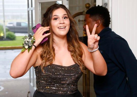 Brick Township High School Prom held at the Berkeley Carteret Hotel,  Asbury Park, NJ. Thursday, May 30, 2019.Noah K. Murray-Correspondent/Asbury Park Press