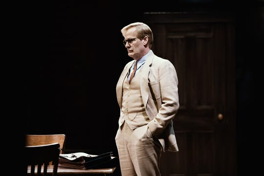 "Jeff Daniels in a scene from ""To Kill a Mockingbird."""